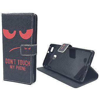 Toque meu caso móvel telefone Huawei P9 Lite Flip caso carteira caso