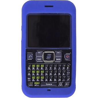 Wireless Solutions - Silicon Gel Case for Sanyo SCP-2700 - Blue