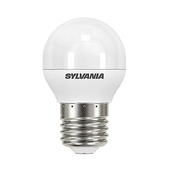 1 x Sylvania ToLEDo boule E27 V4 5.5W Homelight LED 470lm [classe énergétique A +]