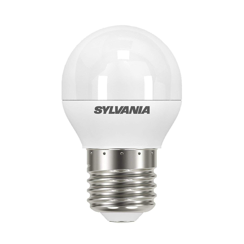 1 x Sylvania ToLEDo Ball E27 V4 5.5W Homelight LED 470lm [Energy Class A+]
