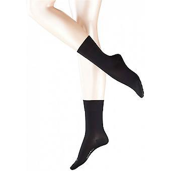 Falke herkkä Granada sukat - musta