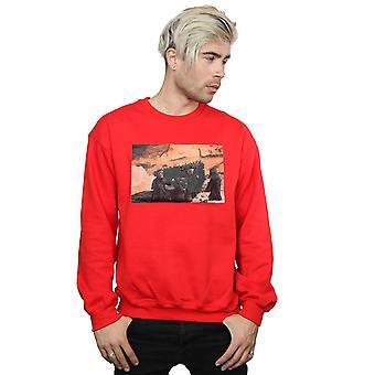 Star Wars Herren Weihnachtsbaum Jawas Sweatshirt