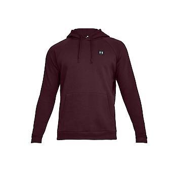 Under Armour Rival Fleece Po Hoodie 1320736-600 Mens sweatshirt