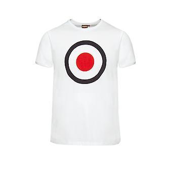 Merc Ticket T-Shirt  Mens 100%  Cotton Regular Fit ShirtTarget print
