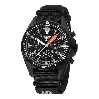 KHS MissionTimer 3 OT heren horloge horloges Chronograaf KHS. MTAOTC. NXT7