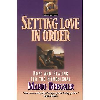 Definindo o amor em ordem