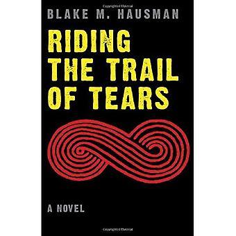 La piste des larmes d'équitation