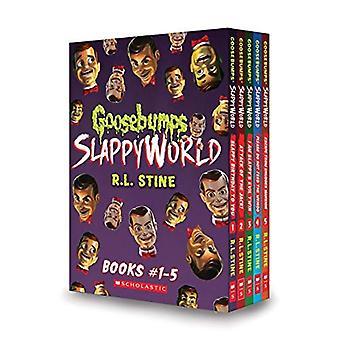 Gänsehaut Slappyworld-Box-Set