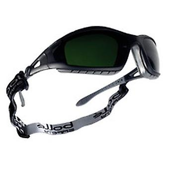 TRACWPCC5 BOLLE TRACKER SPECTACLESWELDING OMBRE 5 ANTI-RAYURES LENTILLE