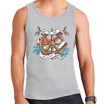 Set Sail Across The Sea Men's Vest