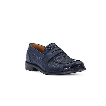 Exton weave jeans shoes