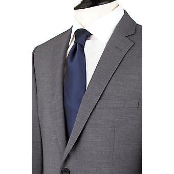 多贝尔男士灰色鲨鱼皮西装夹克定制适合诺奇拉佩尔