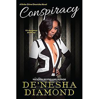 Conspiracy by De'nesha Diamond - 9781496705822 Book