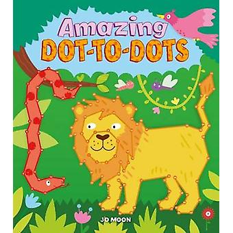 Amazing Dot to Dots by Jo Moon - 9781784283117 Book