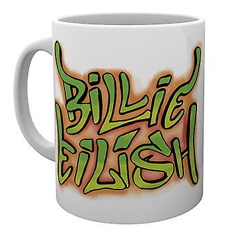 Billie-Eilische Graffiti-Mug