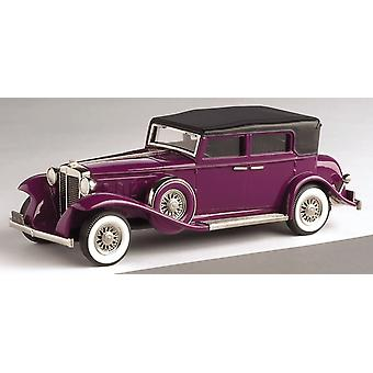Brooklin Brk 96 - 1931 Marmon Convertible Sedan Top Up