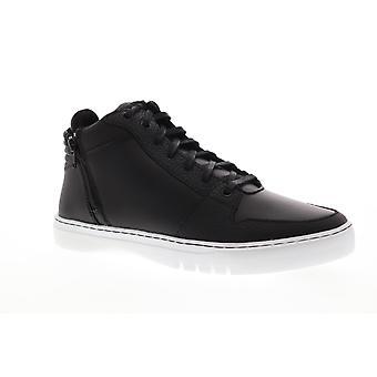 Creative Recreation Adonis Mid Mens Black Zipper High Top Sneakers Shoes