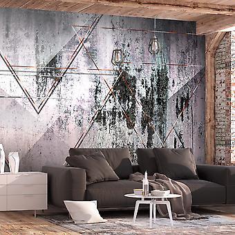 Fototapet - Geometric Wall