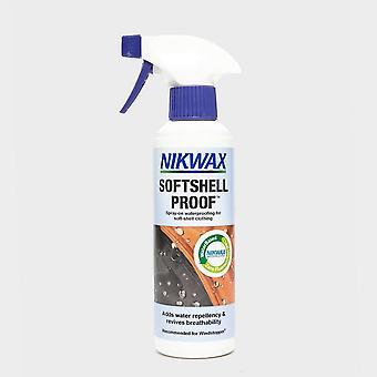 New Nikwax Softshell Proofer Spray 300ml Neutral