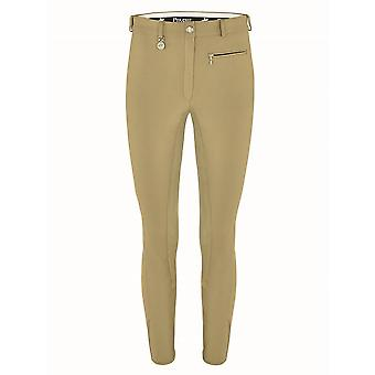 Pikeur Lugana Kids Mccrown Full Seat Breeches - Beige