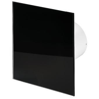 100mm standard Extractor fan TRAX front panel vegg tak ventilasjon