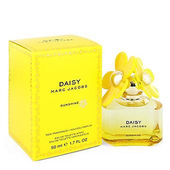 Daisy sunshine eau de toilette spray (limited edition) von marc jacobs 500167 50 ml