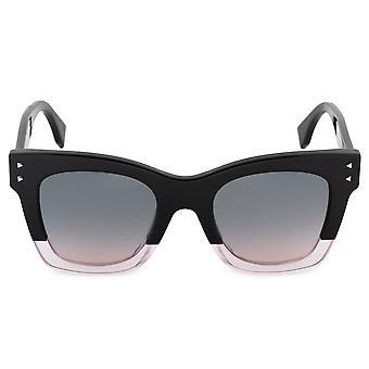 Fendi FF 0237/S 3H2/JP 49 Rechteckige Sonnenbrille
