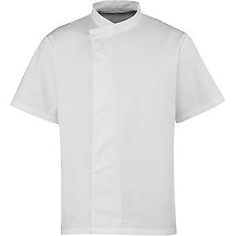 Premier-kulinarisk Pull on-kock Kortärmad tunika