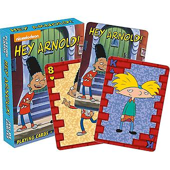Playing Card - Hey Arnold - Poker 52494