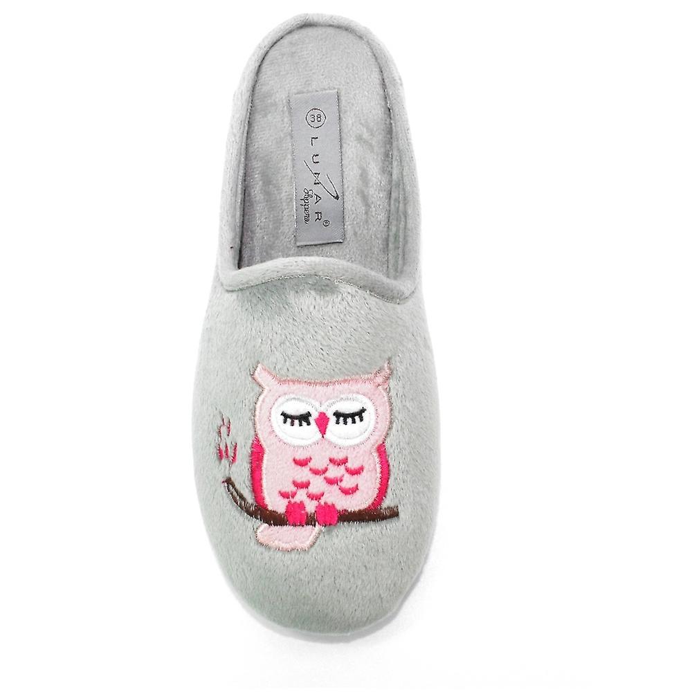 Lunar Owl Soft Slipper