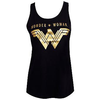 Wonder Woman Logo Frauen's Tank-Top