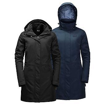 Jack Wolfskin damer Ottawa frakke