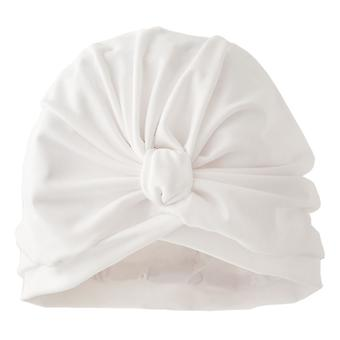 Diva White Luxury Shower Turban