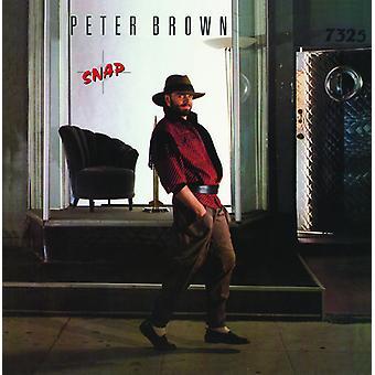 Peter Brown - Snap [CD] USA import