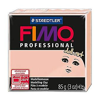 Fimo Professional Doll Art, Light Pink, 85 g