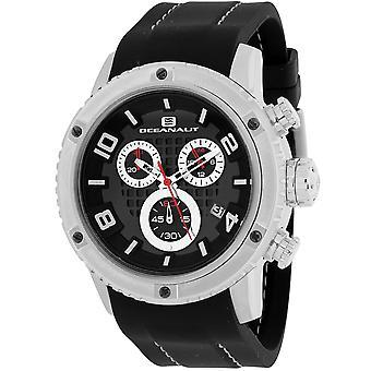 Oceanaut Men's Impulse Sport Black Dial Watch - OC3120R