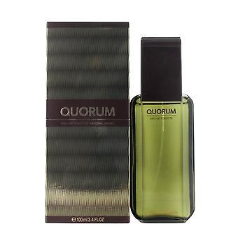 Puig Quorum 100ml Eau de Toilette Spray for Men