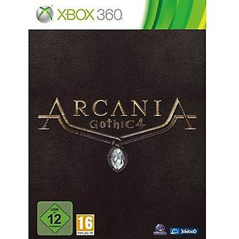 Arcania Gothic 4 Collectors Edition X360 Game (German Box)