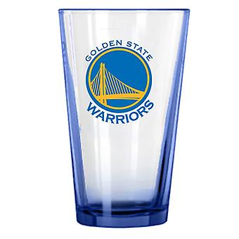 Fanatikere NBA 450ml, ølglass - Golden State Warriors