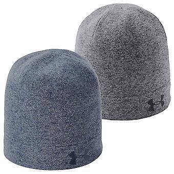Under Armour Mens Sweater Fleece Beanie Hat