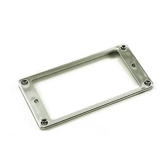 WD Musik Humbucker Montage Ring Low Chrome (Kunststoff)