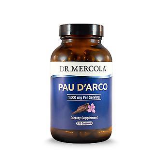 Pau d'apos;Arco 1000mg 120 Capsules - Dr Mercola
