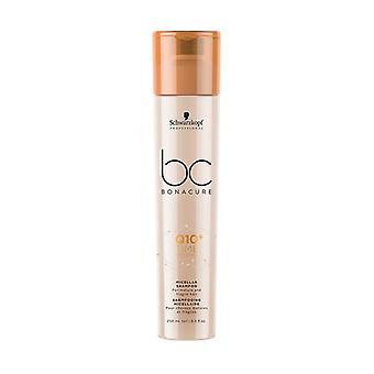 Schwarzkopf bonacure q10 shampoo micellar sem idade 250ml