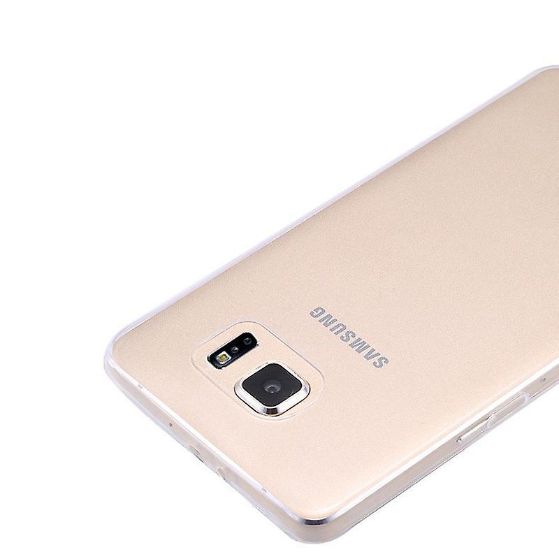 iCoverCase | Samsung Galaxy S6 |  Transparent TPU Skal