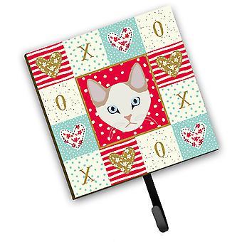 Carolines Treasures  CK5125SH4 Korean Bobtail Cat Love Leash or Key Holder