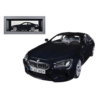 BMW M6 F13M Coupé Imperial Blue 1/18 Diecast Car Model par Paragon