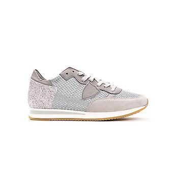 Philippe Model Women's Grey Sneakers