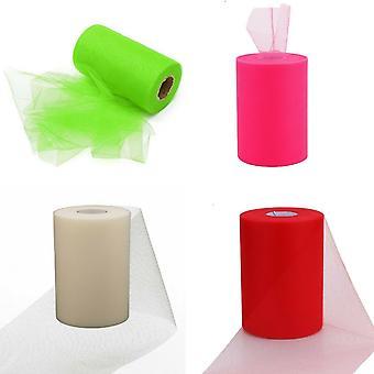 Tulle Roll DIY Netting Fabric Spool - Option 3