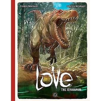 Love The Dinosaur by Frederic Brremaud