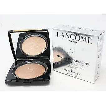 Lancome Dual Finish Highlighter Powder  0.18oz/5.2g New With Box